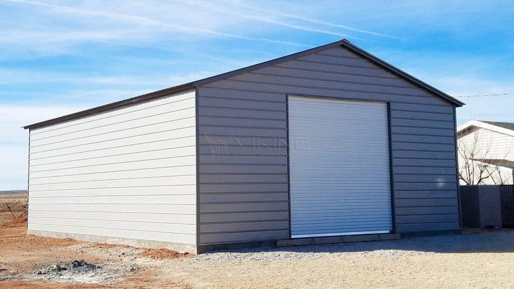 30x41x12 steel garage workshop - Garage metal castorama ...