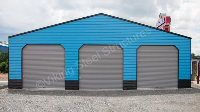 60x24 Clear Span Metal Building
