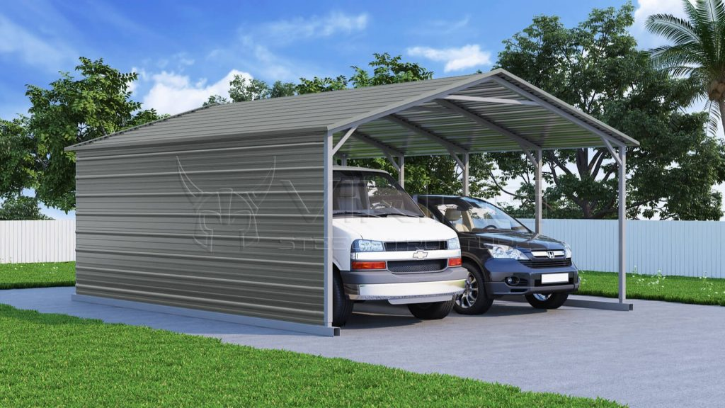Pre-engineered Metal Carport