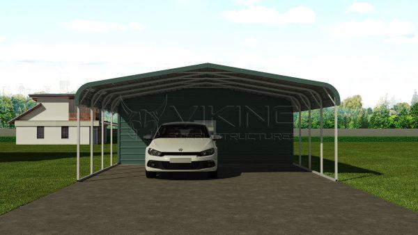 20x31 Steel Utility Carport