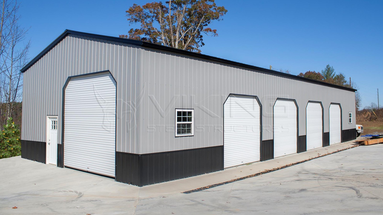 Enjoy Freedom Of Choice With Viking Steel Structures