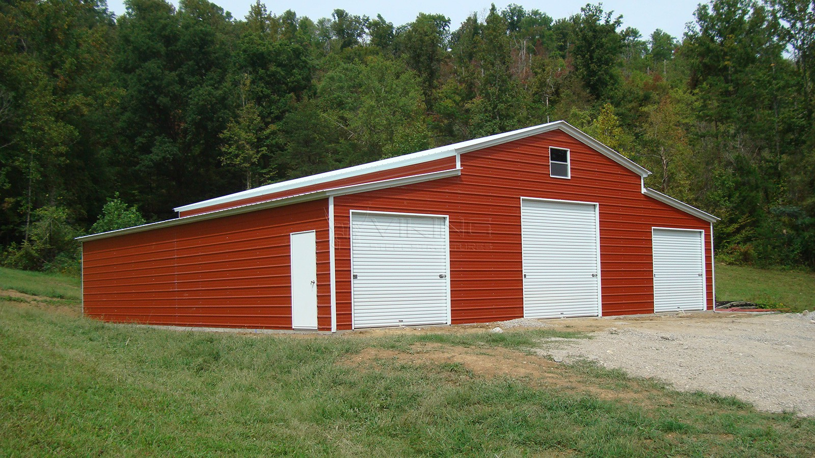 100 rent to own barns metal barns out buildings storage for 24x36 pole building