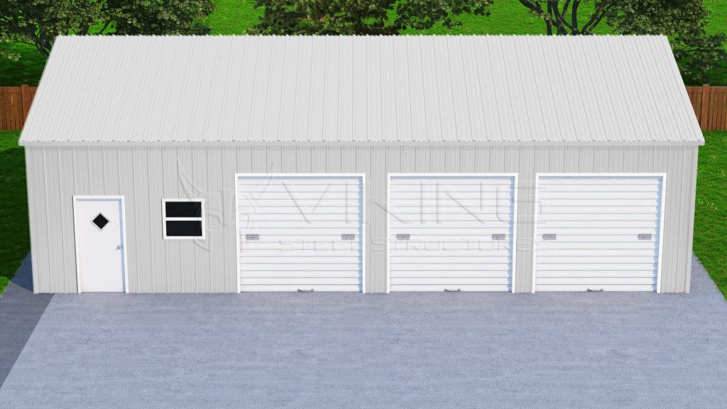 garage by garages building business sold kings for metal sale residential