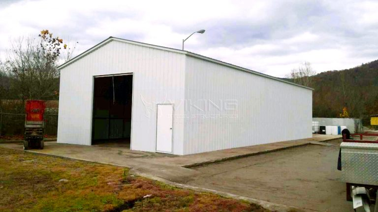 36x44x12 All Vertical Commercial Building