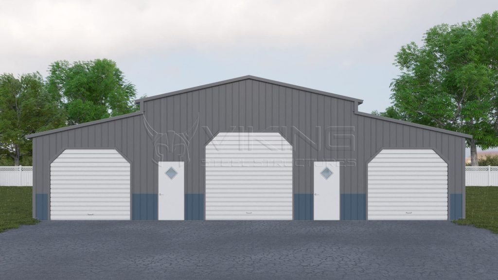 Pre-fabricated Metal Barns
