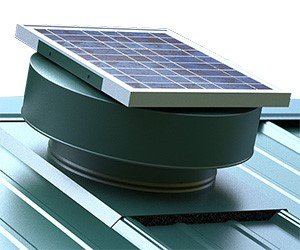 Solar Air Vents By American Steel Carports